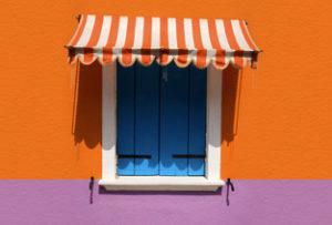 Assicurazione Casa Eventi Atmosferici tenda parasole - AssicurazioneSemplice