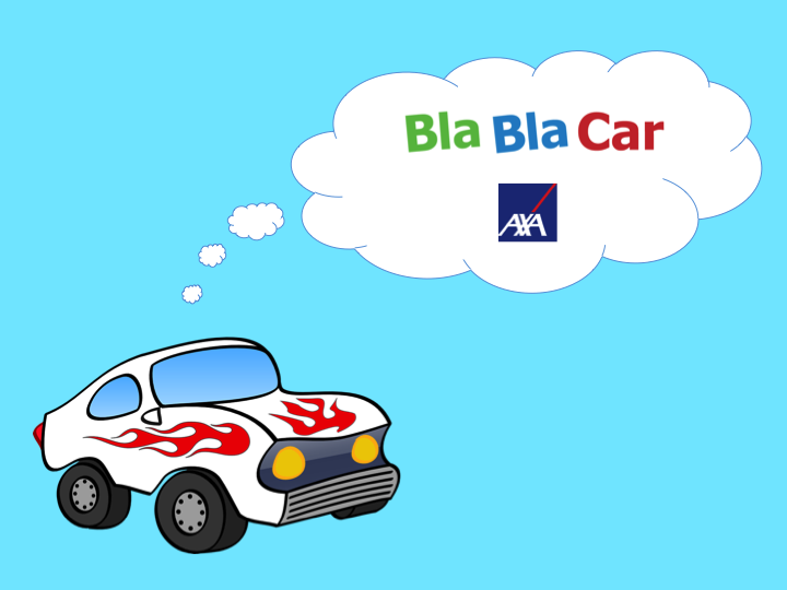 Auto AXA BlaBlaCar